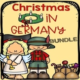 Christmas in Germany Reading, PPT, Jigsaw, Activity BUNDLE