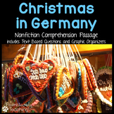 Christmas in Germany Reading Passage Nonfiction Text & Questions