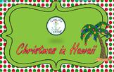Holidays Around The World - Christmas in Hawaii Unit