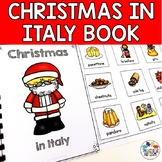 Christmas in Italy Adapted Book for Special Education