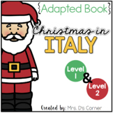 Christmas in Italy Adapted Books   Christmas Around the World Readers