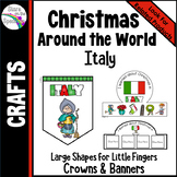 Christmas in Italy Crafts