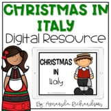 Christmas in Italy Powerpoint and Digital Resource