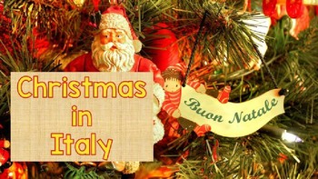 Christmas in Italy Powerpoint