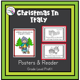 Christmas in Italy Reader (Christmas Around the World Booklet) Young Learners