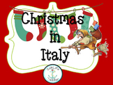 Holidays Around The World -Christmas in Italy Unit