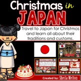 Christmas in Japan PowerPoint Christmas Around the World