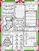 Christmas in Kindergarten! Common Core Christmas Math and