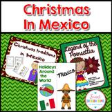 MEXICO CHRISTMAS (LAS POSADAS) BUNDLE:  Holidays Around the World