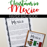 Christmas in Mexico - Christmas Around the World Paper Bag Book