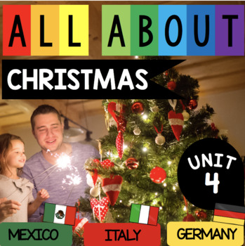 Christmas in Mexico - Christmas in Germany - Christmas in Italy - St. Nicholas
