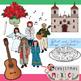Christmas in Mexico Clip Art #DecTpTClipLove