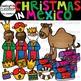 Christmas in Mexico Clipart Bundle (Las Posadas, Reyes Magos)