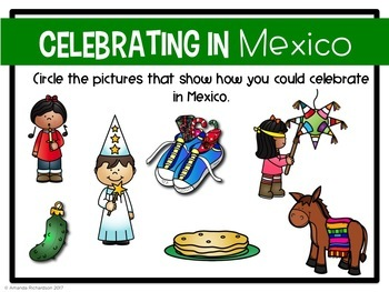 Christmas in Mexico Powerpoint and Digital Resource