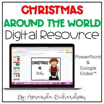 Christmas Around the World Digital Resource Bundle