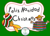 Holidays Around The World -Christmas in Mexico Feliz Navidad Unit