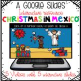Christmas Around the World  Mexico Google Slides