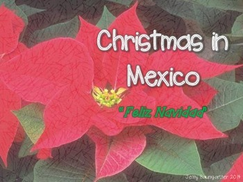 Christmas in Mexico Unit