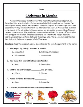 how to say merry christmas in mexico