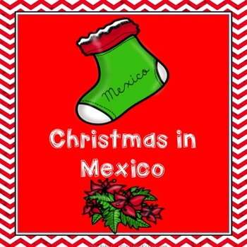 Christmas in Mexico Scrapbook