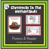 Christmas in Netherlands Reader (Christmas Around the World) Young Learners