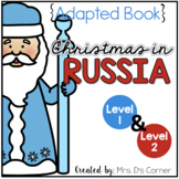 Christmas in Russia Adapted Books   Christmas Around the World Readers