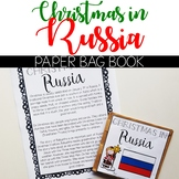 Christmas in Russia - Christmas Around the World Paper Bag Book