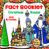 Christmas in Russia Fact Booklet and Activities