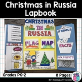 Christmas in Russia Lapbook for Early Learners - Christmas Around the World