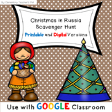 Christmas in Russia Scavenger Hunt