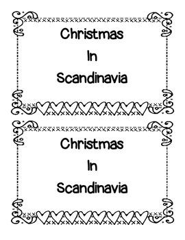 Christmas in Scandinavia
