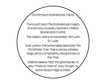 Christmas in Scandinavia Interactive Reader