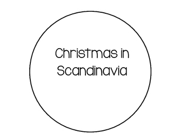 Christmas in Scandinavia Interactive Reader