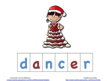 Christmas in Spain Spelling