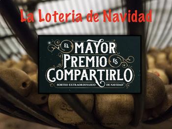 Christmas in Spain: la lotería- La Navidad en España: la lotería