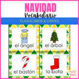 Christmas in Spanish: Flashcards and games - Tarjetas y ju