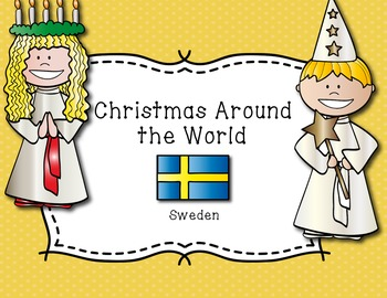Holidays Around the World Sweden Freebie