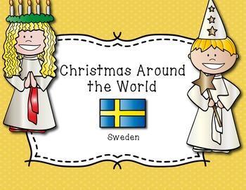 Holidays Around the World Sweden Freebie