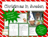 St. Lucia Day- Mini Unit- Christmas in Sweden Common Core Aligned