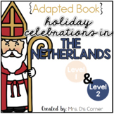 Christmas in The Netherlands Adapted Books | Christmas Around the World Readers