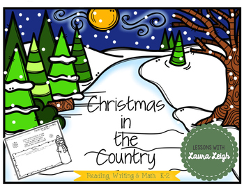 Christmas in the County by Cynthia Rylant