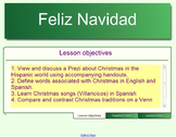 Christmas in the Hispanic World (La Navidad en el Mundo Hispano)