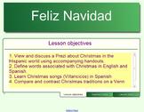 Christmas in the Hispanic World (La Navidad en el Mundo Hispano)