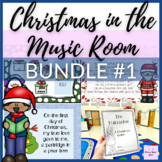 Christmas in the Music Room Bundle