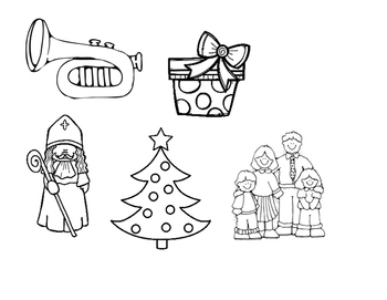 Christmas in the Netherland Interactive Reader