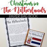 Christmas in the Netherlands - Christmas Around the World Paper Bag Book