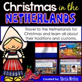 Christmas in the Netherlands PowerPoint Christmas Around the World