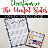 Christmas in the United States - Christmas Around the World Paper Bag Book