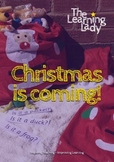 Christmas is Coming- Fun and easy ways to apply phonics