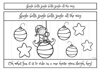 Christmas lantern procedure activity